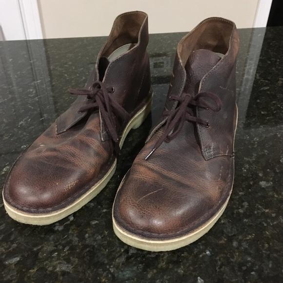 533282a628d Clarks Desert Men's Boot